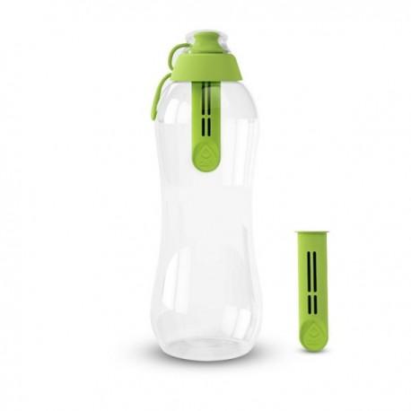 Butelka filtrująca do wody kranowej Dafi 0,7 l kolor limonka