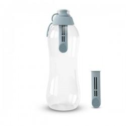 Butelka filtrująca do wody kranowej Dafi 0,7 l kolor stalowy
