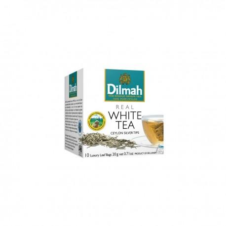 Herbata Biała Dilmah Ceylon Silver Tips 10x2g