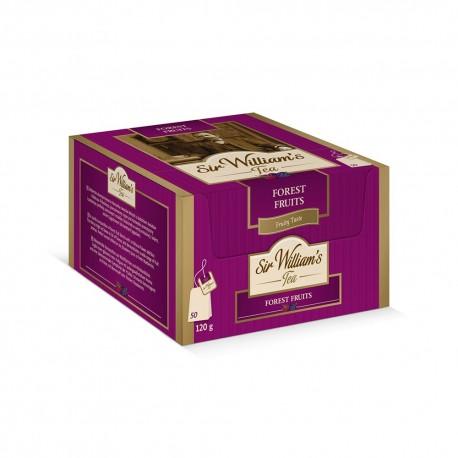 Herbata Sir William's Tea FOREST FRUITS 50 kopert
