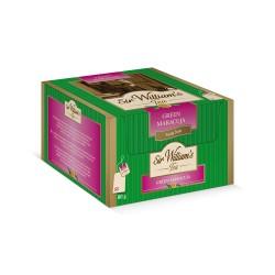 Herbata Sir William's Tea GREEN MARACUJA 50 kopert