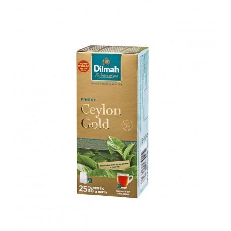 Dilmah Ceylon Gold [25x2g]