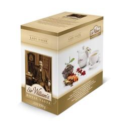 Herbata Sir William's Lady White 50 saszetek
