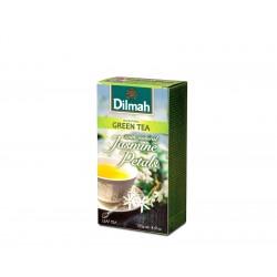 Herbata Dilmah Green Tea with natural Jasmine Petals 125g