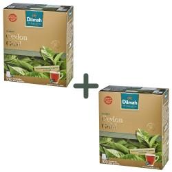 Herbata Dilmah Ceylon Gold 100 torebek dwupak