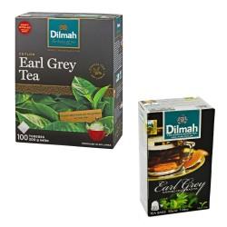 Herbata Dilmah Earl Grey 100 torebek 100 + 20 torebek