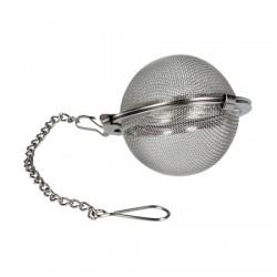 MoEverest Tea - Zaparzacz do herbaty - kula z łańcuszkiem 4,5 cm