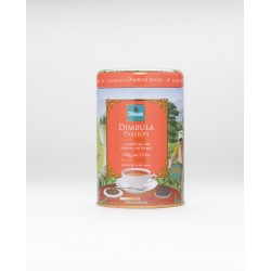 Herbata Dilmah Dimbula Passion single region flavoured black tea 100g