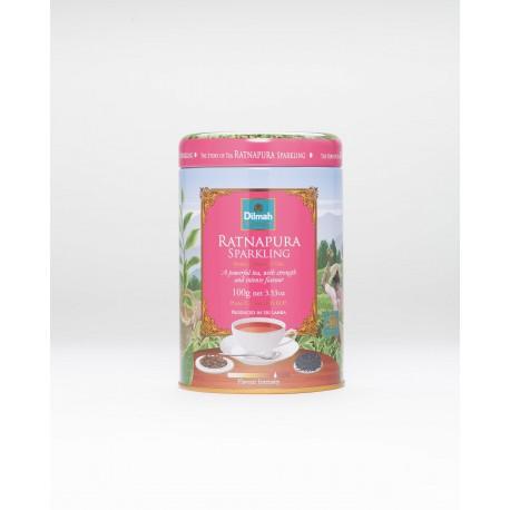 Herbata Dilmah Ratnapura Sparkling single region flavoured black tea 100g