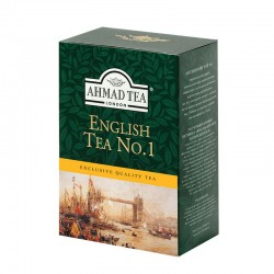 Herbata liściasta Ahmad English Tea No.1 100g