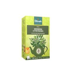 Napar ziołowy Dilmah Lemongrass & Spearmint [20x2g]