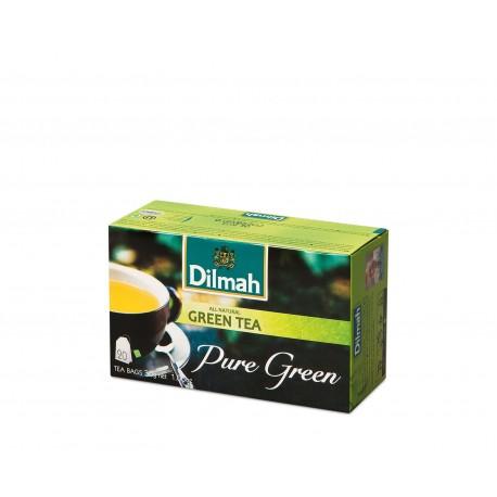 Dilmah Pure Green Tea [20x1.5g]