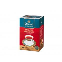 Herbata Dilmah English Breakfast 50 torebek