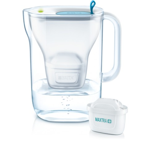 Dzbanek do filtrowania wody Brita Style 2,4 l niebieski