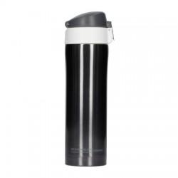 Kubek termiczny Diva Cup szary/ biały - 450ml