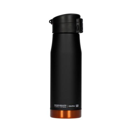 Kubek termiczny Liberty Canteen czarny/miedź - 500ml