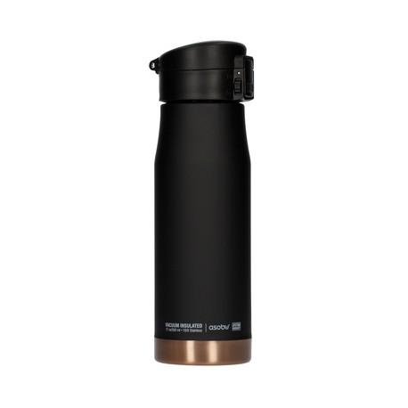 Kubek termiczny Liberty Canteen czarny/złoto 17 oz - 500ml