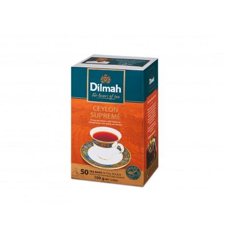 Herbata Dilmah Ceylon Supreme Tea 50 torebek
