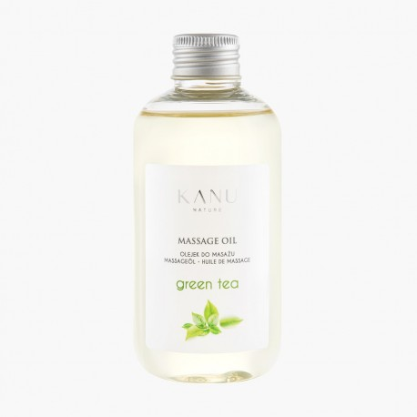 Olejek do masażdu - Zielona Herbata