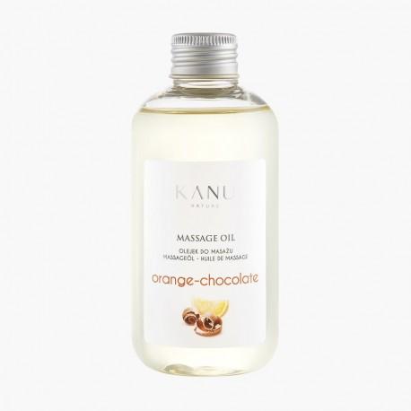 Olejek do masażu - Czekolada z Pomarańczą 50 ml