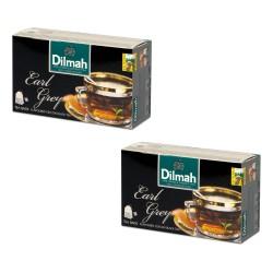 Dwupak Herbata Dilmah Earl Grey 20 torebek
