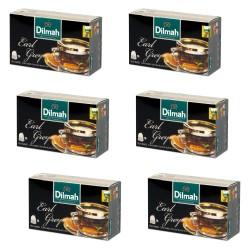 Herbata Dilmah Earl Grey 20 torebek x 6