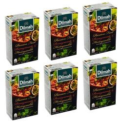 Herbata Dilmah Passion, Fruit & Pomegrante x 6 op