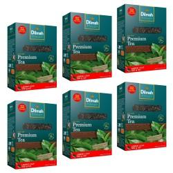 Herbata Dilmah Premium Ceylon Orange Pekoe 100g x 6 op.