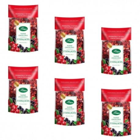 Napar owocowy Dzika Róża x 6 op