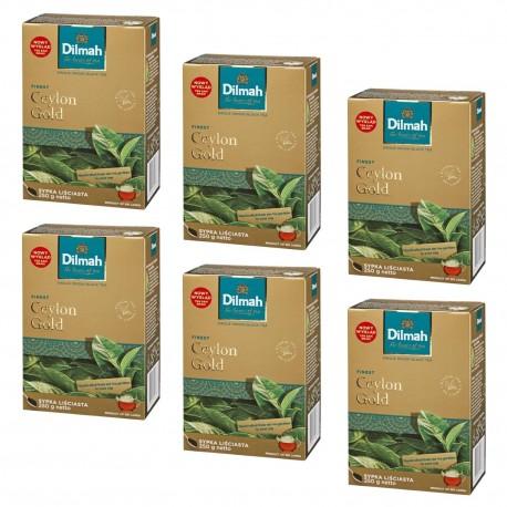 Dilmah Ceylon Gold – herbata liściasta 250g x op