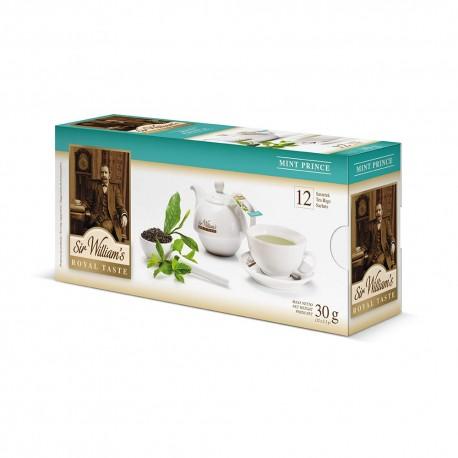 Herbata Sir William's Mint Prince 12 saszetek