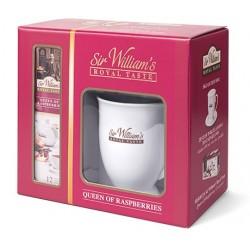 Sir Williams zestaw do zaparzenia & herbata Queen of Raspberries