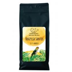 Kawa ziarnista Brazylia Santos 250g