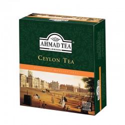 Herbata Ahmad Tea London Ceylon Tea 100 torebek