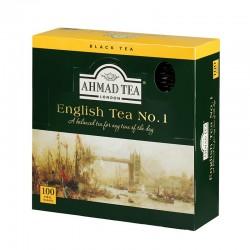 Herbata Ahmad Tea London English Tea No.1 100 kopert
