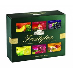 Herbata Ahmad Tea London Fruitytea Selection 6 smaków