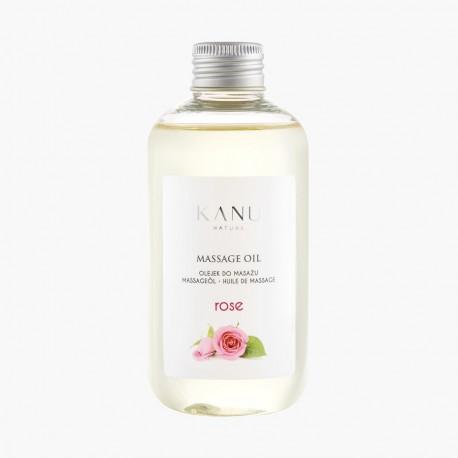 Olejek do masażu - róża 200 ml