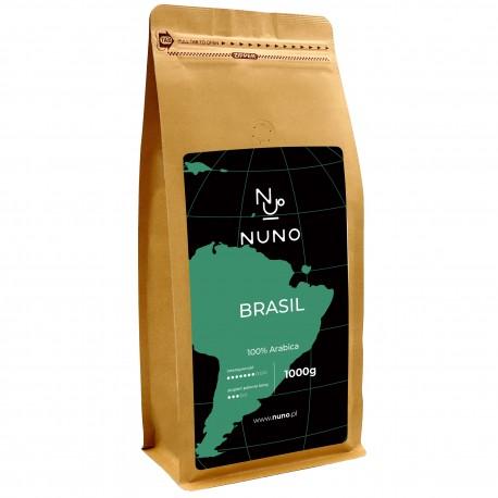 Kawa ziarnista NUNO BRASIL 1000G