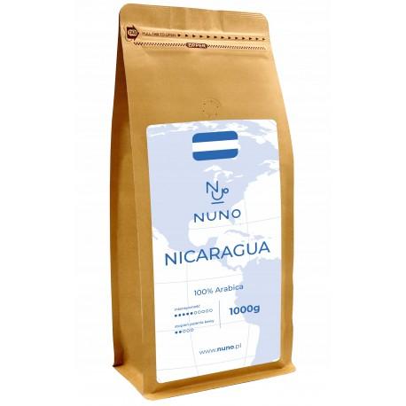 Kawa ziarnista NUNO NICARAGUA 1000G