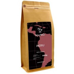 Kawa ziarnista PERU 1000G
