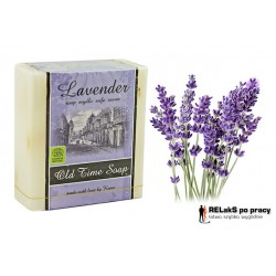 Old Time Soap - Lawenda