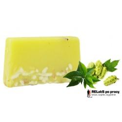 Mydło glicerynowe Herbal-Fruits olejek z drzewa herbacianego z chmielem
