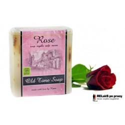Kanu Old Time Soap- Róża