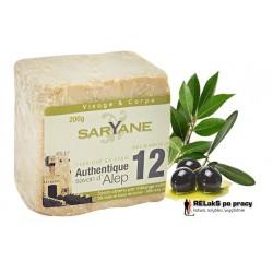 Mydło z Aleppo 12% oleju laurowego Saryane