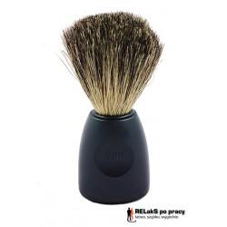 Pędzel do golenia z naturalnym włosiem borsuka