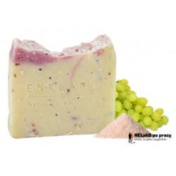 Naturalne ręcznie robione mydło Fruit Yoghurt wszechstronne