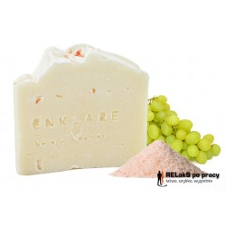 Naturalne ręcznie robione mydło Fascination Pelingujące