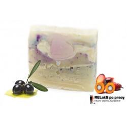 Naturalne ręcznie robione mydło Imagination