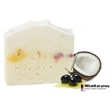 Naturalne ręcznie robione mydło Pure Soap dla dzieci
