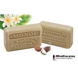 Mydło marsylskie o zapachu monoi  125 g